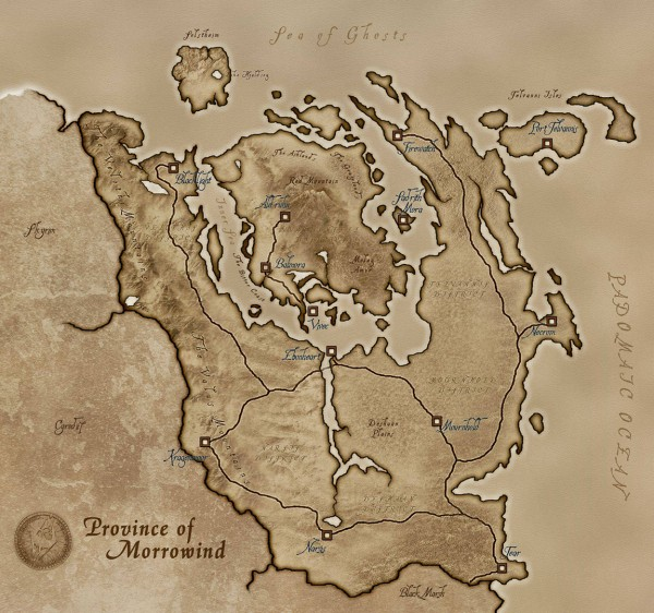 The Province of Morrowind