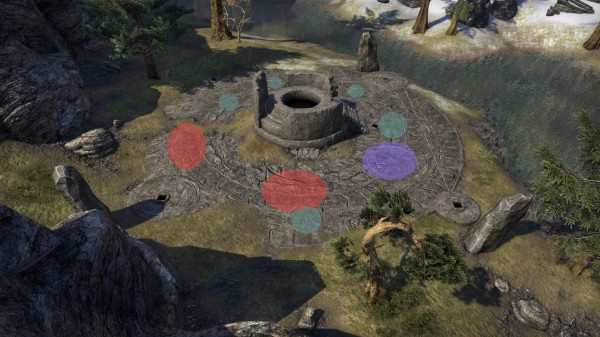 Dolmens have a consistent enemy spawning pattern.