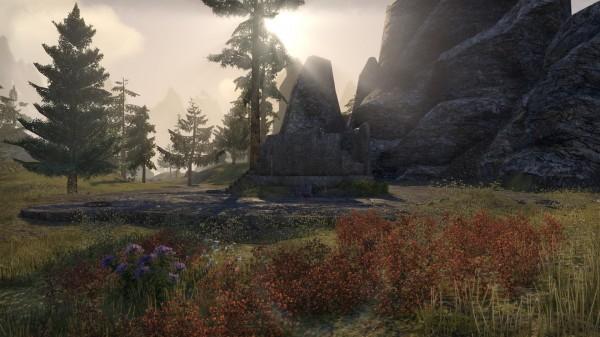 An inactive dolmen seems fairly non-threatening!