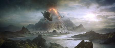 ESO Vvardenfell Meteor